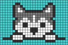 Alpha pattern #39784
