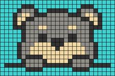 Alpha pattern #39787