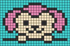 Alpha pattern #39789