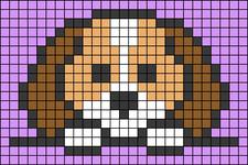 Alpha pattern #39791
