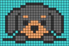 Alpha pattern #39792