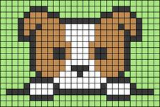 Alpha pattern #39794