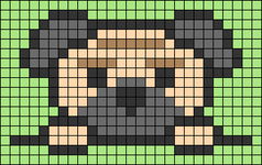 Alpha pattern #39796