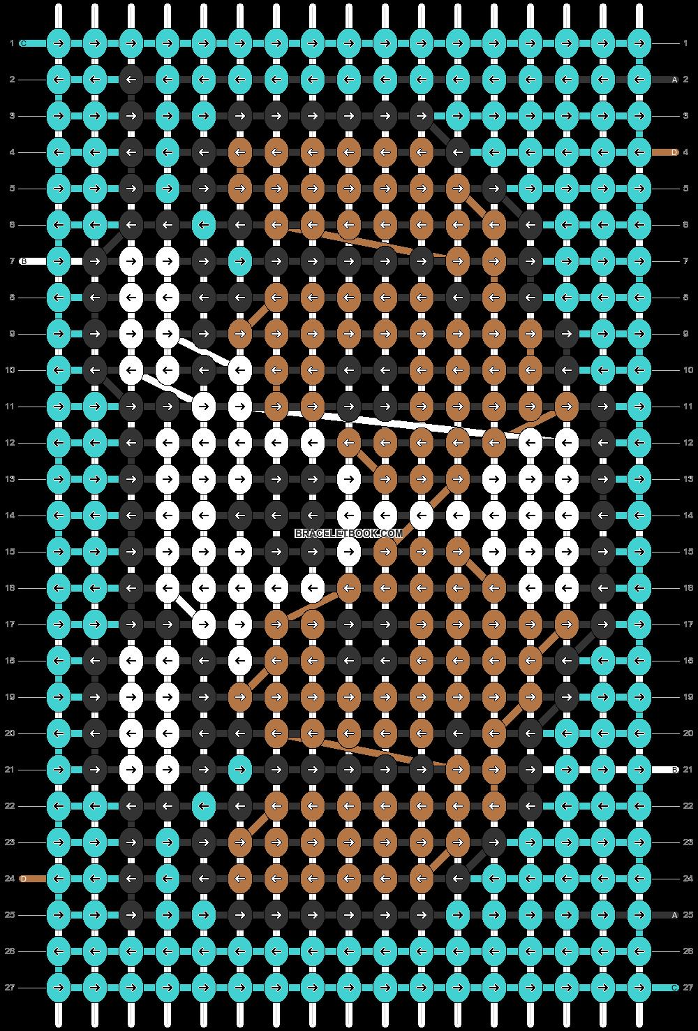 """Diagramme et trace-off sewing pattern pour 21/"""" et 9/"""" grand ours en peluche S10127"""