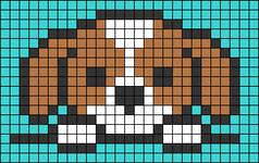 Alpha pattern #39797