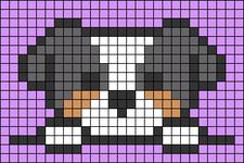 Alpha pattern #39799