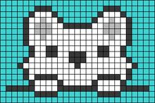 Alpha pattern #39800