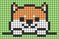Alpha pattern #39801