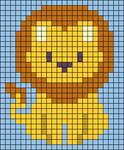 Alpha pattern #39813