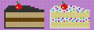 Alpha pattern #39829