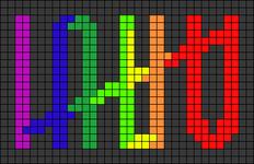 Alpha pattern #39833