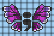 Alpha pattern #39838