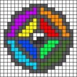 Alpha pattern #39860