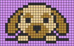 Alpha pattern #39863