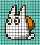 Alpha pattern #39867