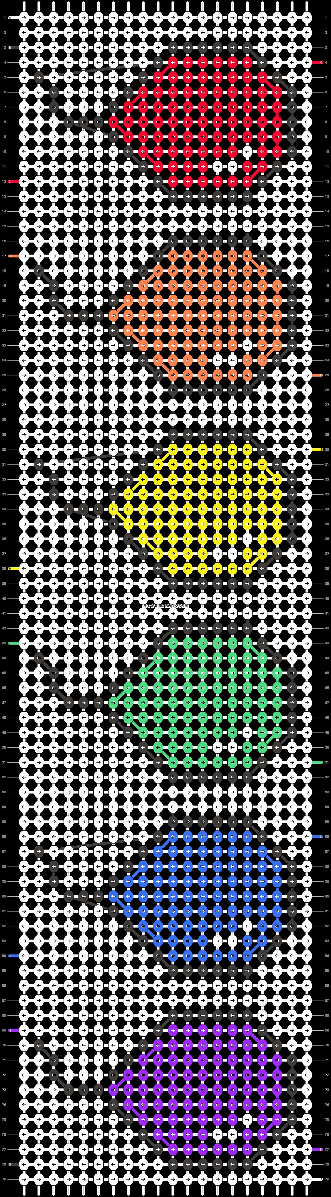Alpha pattern #39902 pattern