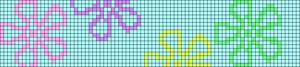 Alpha pattern #39905
