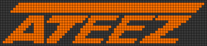 Alpha pattern #39922