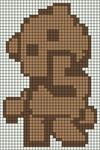 Alpha pattern #39929