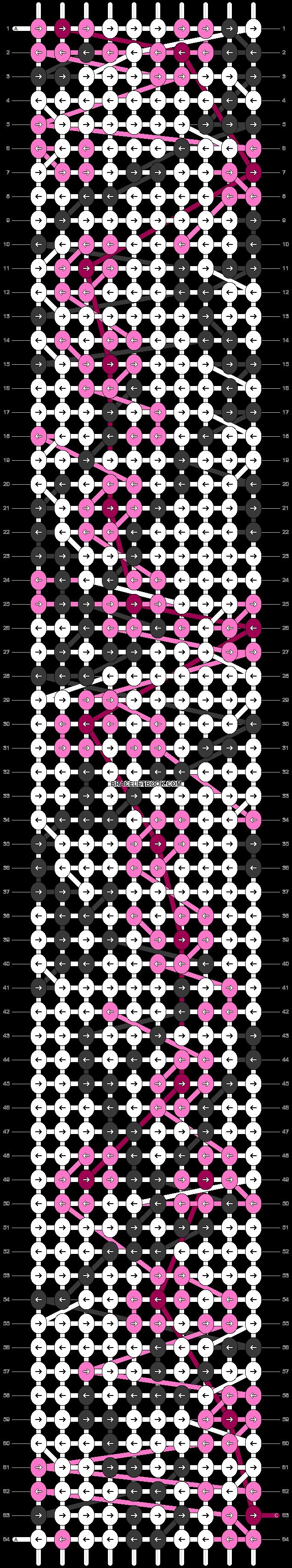 Alpha pattern #39942 pattern