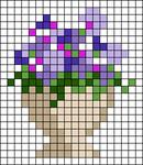Alpha pattern #39954