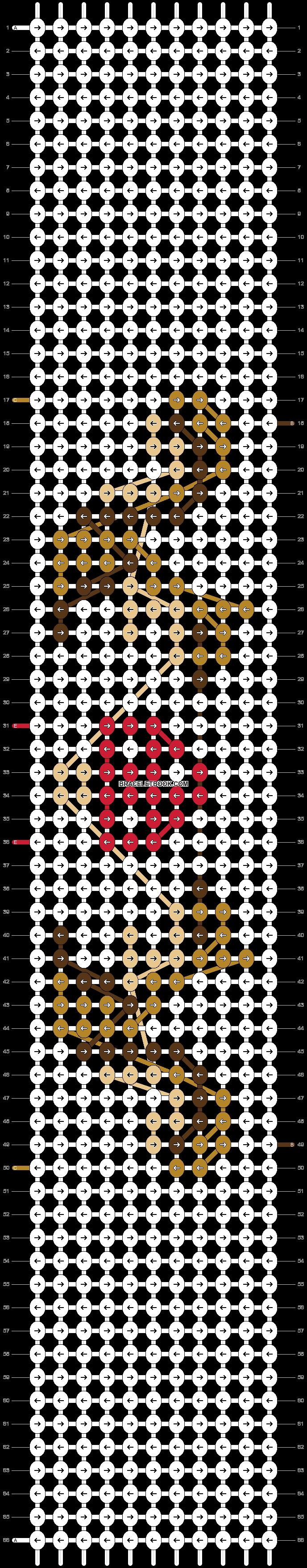 Alpha pattern #39968 pattern