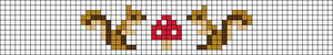 Alpha pattern #39968
