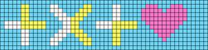 Alpha pattern #39993