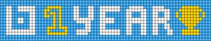 Alpha pattern #39994