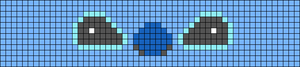 Alpha pattern #40002