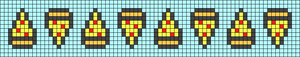 Alpha pattern #40023