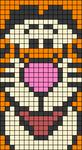 Alpha pattern #40056