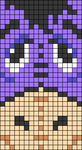 Alpha pattern #40058