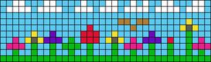 Alpha pattern #40062