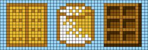 Alpha pattern #40073
