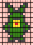Alpha pattern #40079