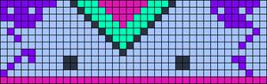 Alpha pattern #40085