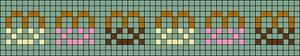 Alpha pattern #40092