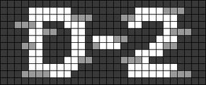 Alpha pattern #40099