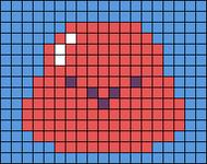 Alpha pattern #40103