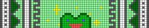 Alpha pattern #40109