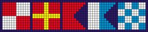 Alpha pattern #40130