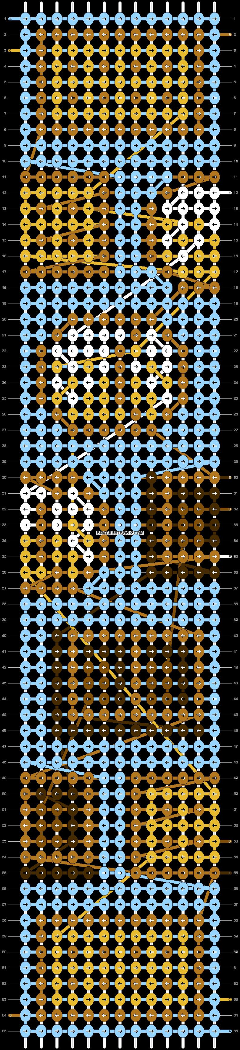 Alpha pattern #40138 pattern