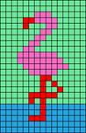 Alpha pattern #40155