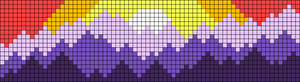 Alpha pattern #40178