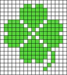 Alpha pattern #40182