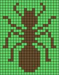 Alpha pattern #40183