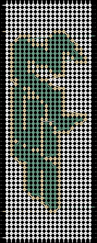 Alpha pattern #40191 pattern