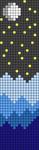 Alpha pattern #40198