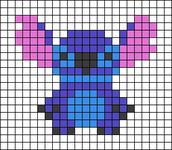 Alpha pattern #40201